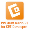 Premium Support for CET Developer